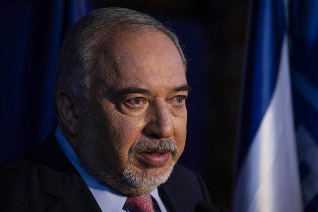 Avigdor Liberman, ex ministro de Defensa