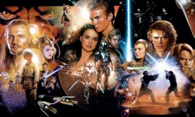 Trilogía precuela de Star Wars