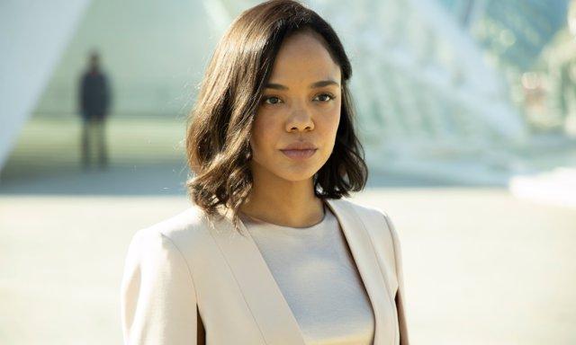 Tessa Thompson en la tercera temporada de Westworld