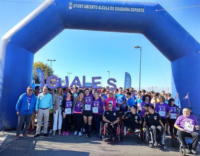 Carrera por la Igualdad en Alcalá