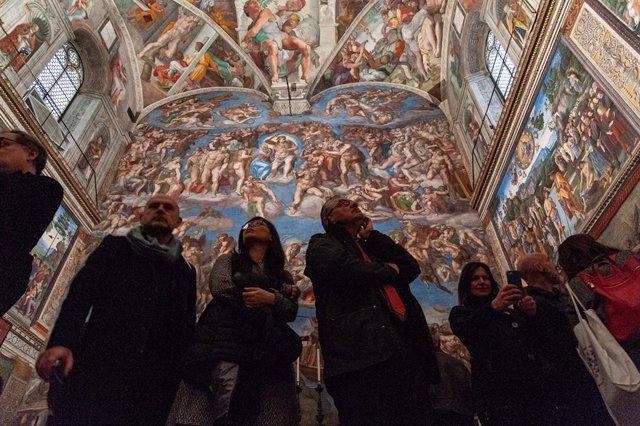 Coronavirus.- Cierran los museos vaticanos y las villas y museos pontificios has