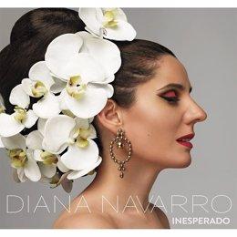 Imagen de 'Inesperado', de Diana Navarro