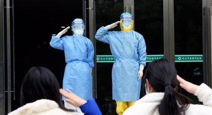 China.- China empieza a cerrar los hospitales levantados en Wuhan para contener el coronavirus
