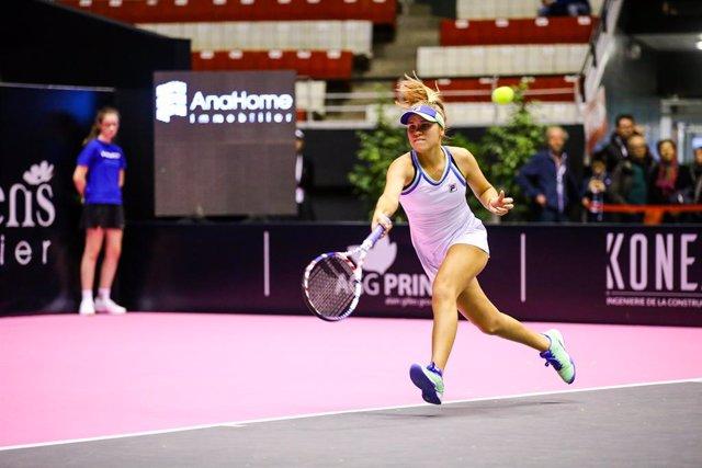 Tenis.- Sofia Kenin conquista el primer torneo de Lyon