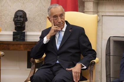 """Portugal.- El presidente de Portugal, en """"aislamiento voluntario"""" por posible coronavirus"""
