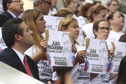 """Venezuela.- Los servicios secretos venezolanos argumentan que el opositor Requesens no está detenido sino """"resguardado"""""""