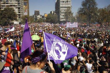 8M.- Dos millones de asistentes en la manifestación del 8 de Marzo en Santiago de Chile