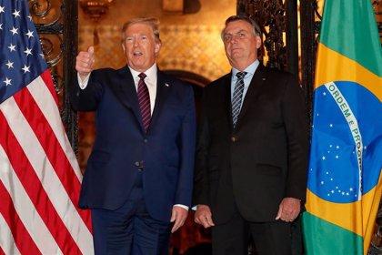 Venezuela.- Trump y Bolsonaro certifican su sintonía reafirman su apoyo a Juan Guaidó