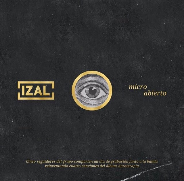 Micro abierto de IZAL