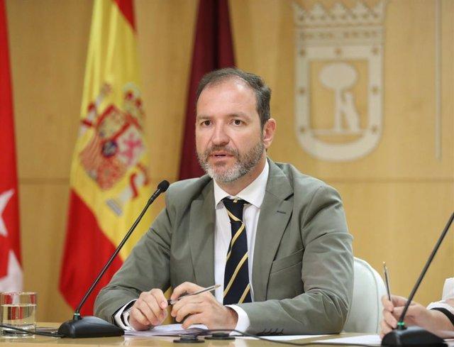 Imagen de recruso del delegado de Desarrollo Urbano, Mariano Fuentes