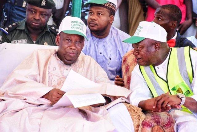 """Nigeria.- Cesado el emir de Kano por """"insubordinación"""" tras sus tensiones con el"""