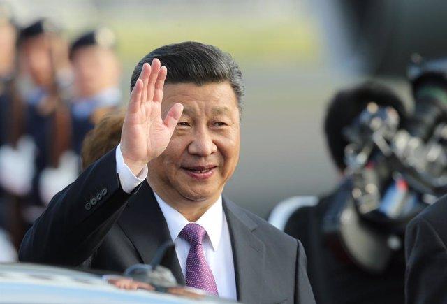 Coronavirus.- Xi Jinping llega a Wuhan para realizar una inspección sobre la res
