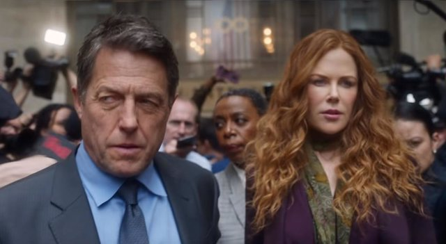 Imagen de la serie The Undoing, con Nicole Kidman y Hugh Grant
