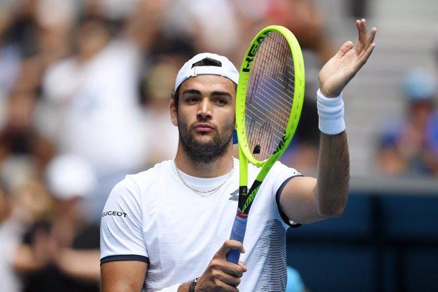 Tenis.- El italiano Berrettini y el belga Goffin elevan a seis los 'Top 10' que