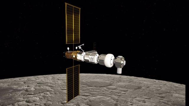 La ESA plantea usar Gateway para la defensa planetaria