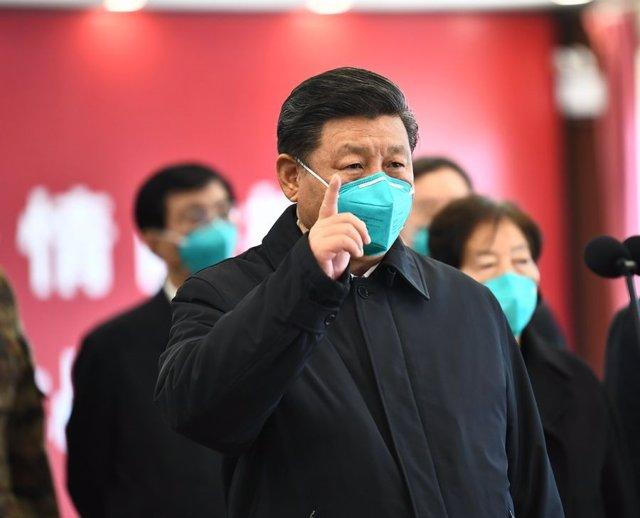 """Coronavirus.- Xi promete luchar hasta la """"victoria"""" contra el coronavirus durant"""
