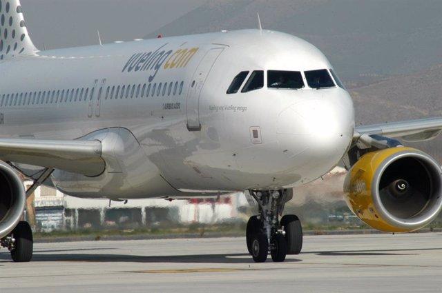Avió de Vueling (recurs)