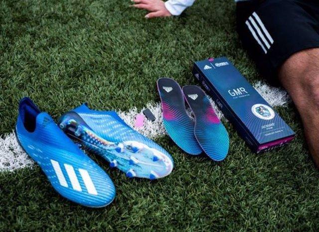Adidas presenta GMR, un sistema de calzado inteligente que mide el rendimiento e