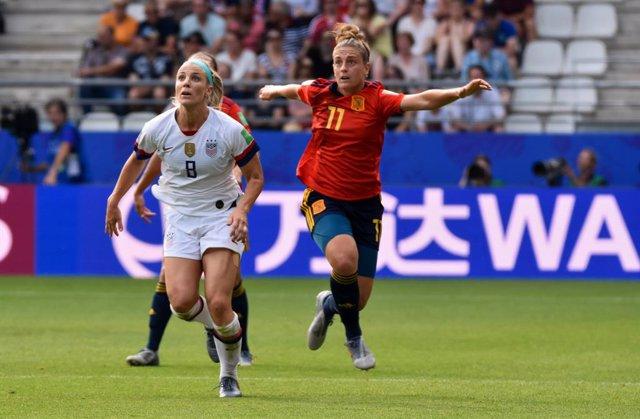 Fútbol/Selección.- (Previa) La selección femenina se despide ante Inglaterra de