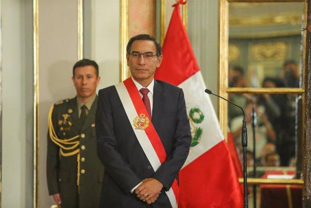 Economía.- El Ministerio de Economía peruano inyecta 106,5 millones a 22 gobiern