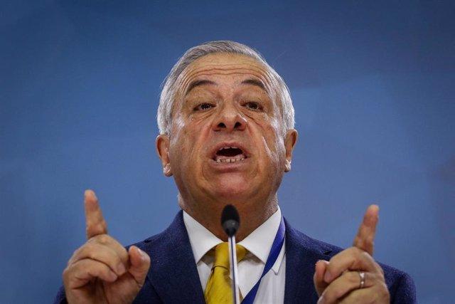 El ministro de Sanidad de Chile, Jaime Mañalich