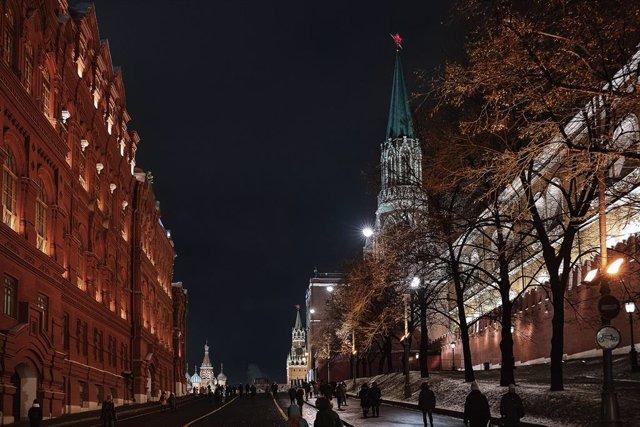 Coronavirus.- Moscú suspende los eventos masivos durante un mes por el coronavir