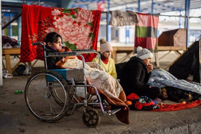 """Siria.- ACNUR llama a no olvidar a los desplazados sirios tras nueve años de """"tr"""