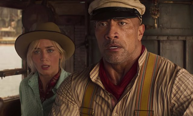 Dwayne Johnson y Emily Blunt en busca del árbol de la vida en el tráiler de Jungle Cruise