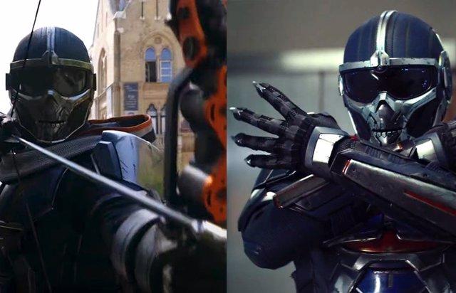 Taskmaster, el villano de Viuda Negra (Black Widow)