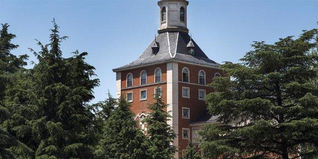 Imagen de recurso del Rectorado de la Universidad Complutense en Madrid.