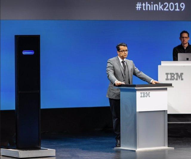 IBM Watson incorpora las capacidades de Project Debater, el sistema de IA capaz