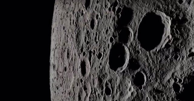 VÍDEO Las impresionantes vistas lunares del Apolo 13, en 4K