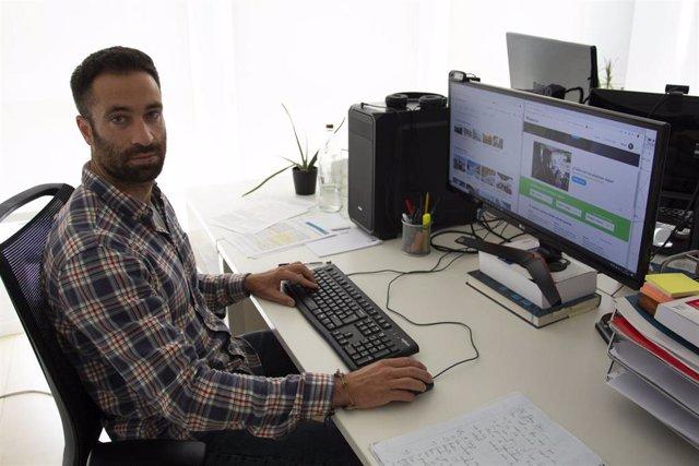 El investigador del Departamento de Ciencias de la Computación e Inteligencia Artificial de la UGR Manuel Chica