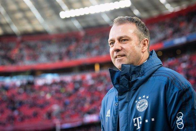 """Fútbol.- Hansi Flick: """"Un entrenador debe tener derecho a veto sobre los fichaje"""