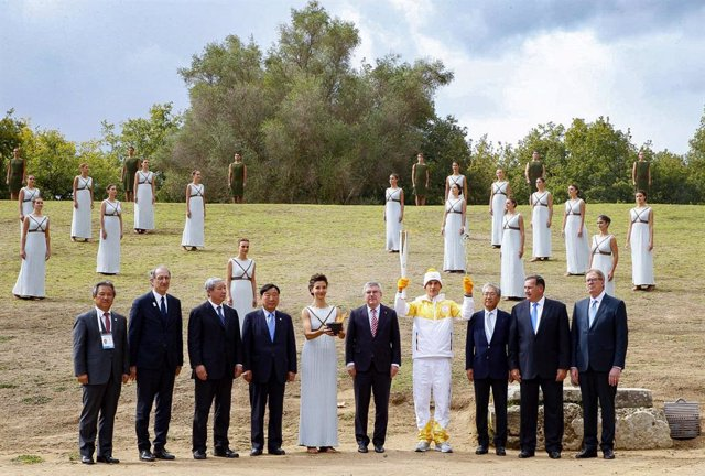 JJ.OO.- La llama olímpica de Tokyo 2020 se prende este jueves bajo la amenaza de