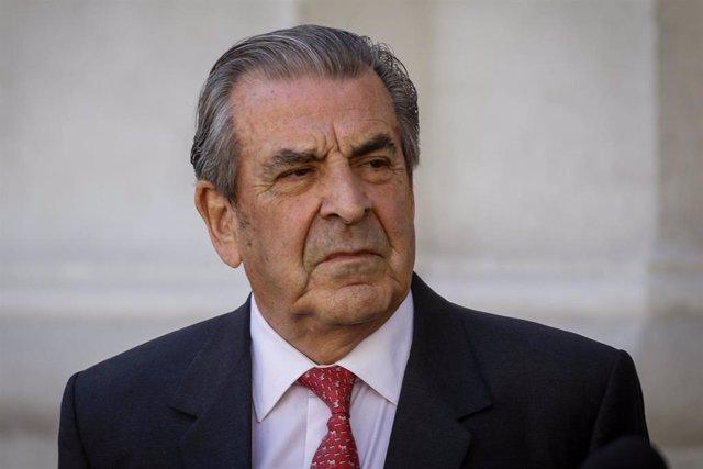 El ex presidente chileno Eduardo Frei