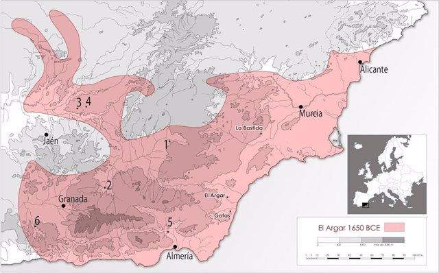 Un estudio constata diferencias económicas entre poblaciones prehistóricas por l