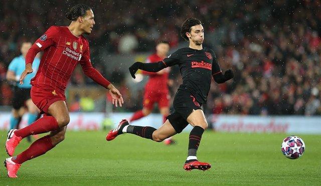 Fútbol/Champions.- Crónica del Liverpool - Atlético de Madrid, 2-3