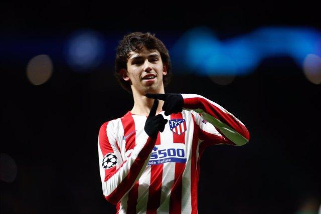 "Fútbol/Champions.- João Félix no deja de creer: ""Es el lema del Atlético"""