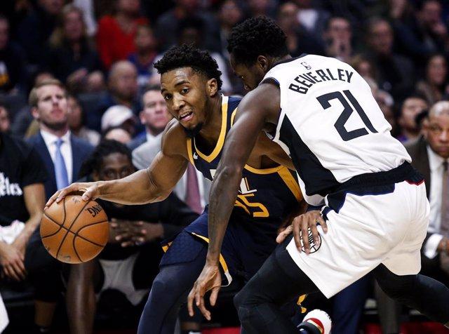 AMP.- Coronavirus.- La NBA suspende la temporada tras dar positivo por coronavir