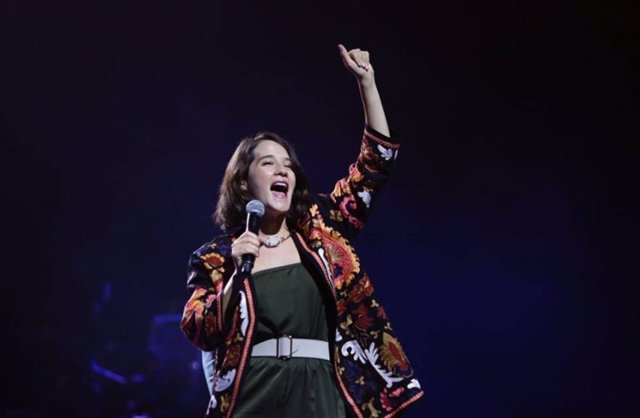 ONU.- La cantante y compositora Ximena Sariñana, primera embajadora de Buena Vol