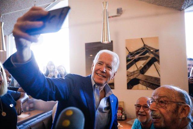 EEUU.- Biden mantiene una ventaja estrecha sobre Sanders en las primarias demócr