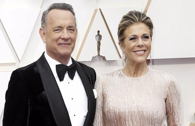 Tom Hanks y su mujer confirman que tienen el coronavirus