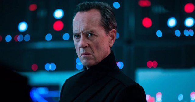 Richard E. Grant en Star Wars