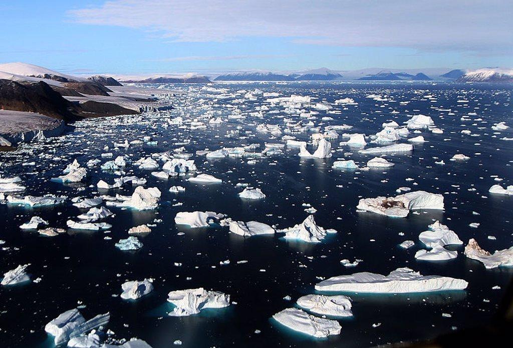 Groenlandia y la Antártida, en el peor escenario de calentamiento climático