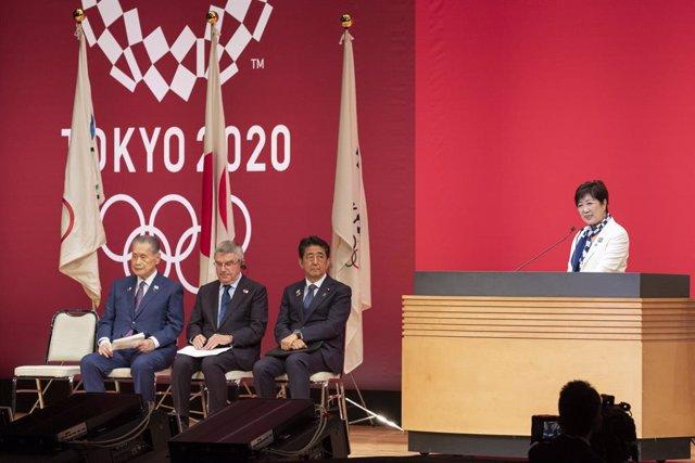 JJ.OO.- Tokio reconoce que el anuncio de la OMS sobre el coronavirus puede afect