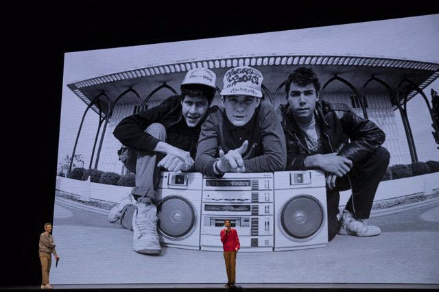 Documental de Beastie Boys