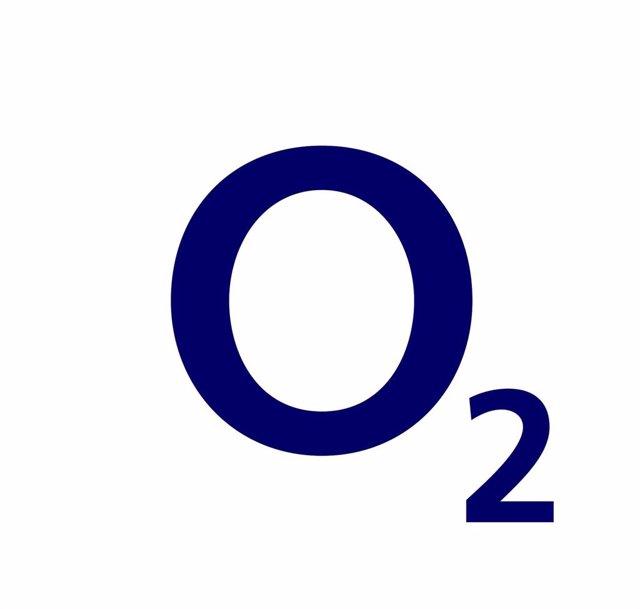Logotipo de la operadora O2, marca de Telefónica en España