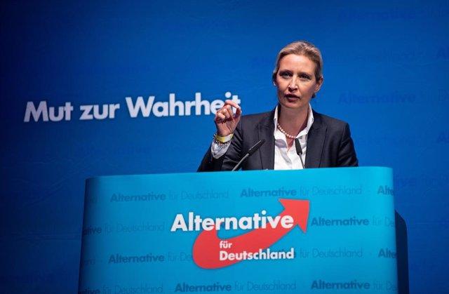 Alemania.- La agencia de Inteligencia de Alemania pone bajo vigilancia a un grup