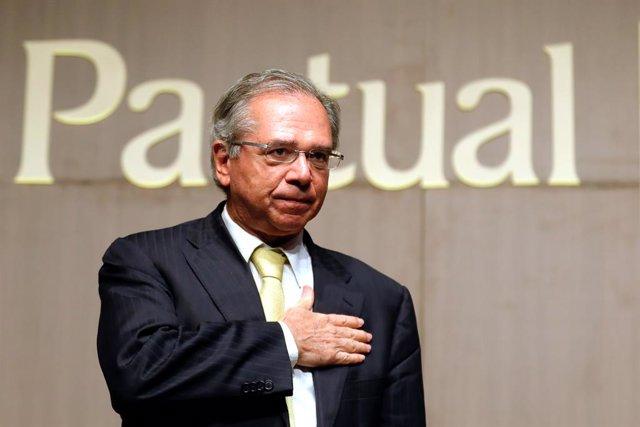 Economía.- El ministro de Economía de Brasil afirma que el impacto del coronavir